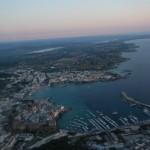 Veduta di Otranto all'alba...